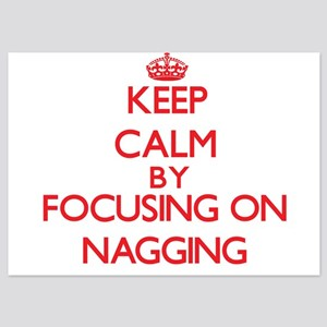 Keep Calm by focusing on Nagging Invitations