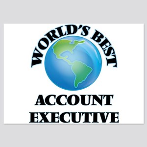 World's Best Account Executive Invitations