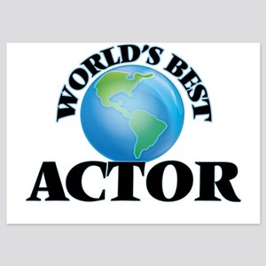 World's Best Actor Invitations