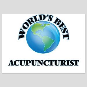World's Best Acupuncturist Invitations