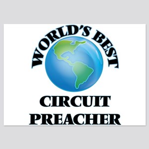 World's Best Circuit Preacher Invitations