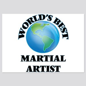 World's Best Martial Artist Invitations
