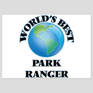 World's Best Park Ranger Invitations