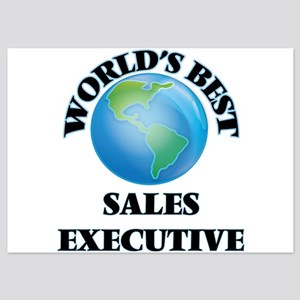 World's Best Sales Executive Invitations