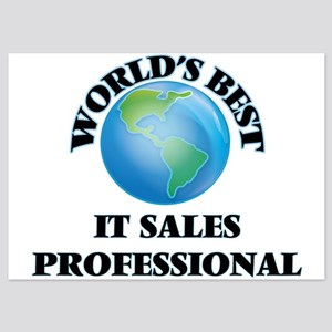 World's Best It Sales Professional Invitations