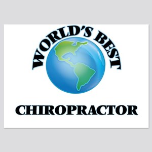 World's Best Chiropractor Invitations