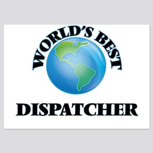 World's Best Dispatcher Invitations