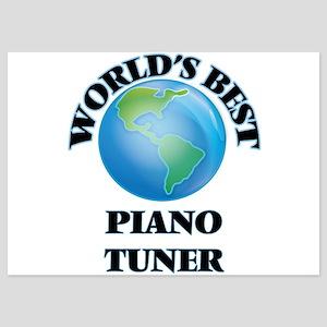 World's Best Piano Tuner Invitations