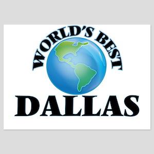 World's Best Dallas Invitations
