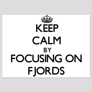 Keep Calm by focusing on Fjords Invitations
