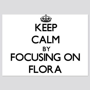 Keep Calm by focusing on Flora Invitations