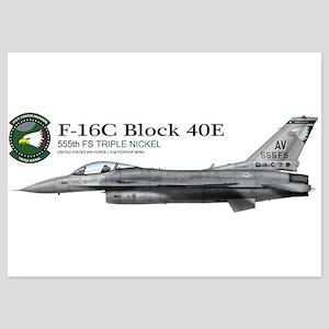 f16_555_fs_triple_nickel Invitations