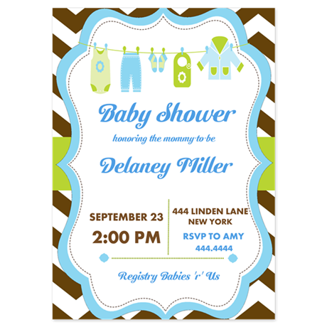 Personalized Baby Shower Gifts