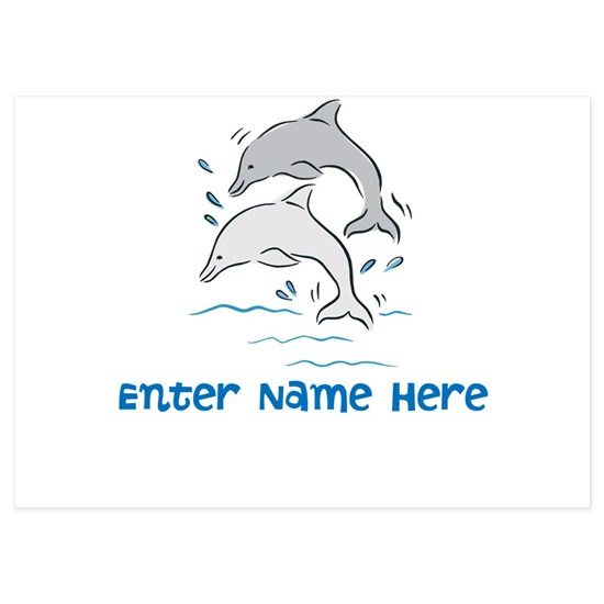 Personalized Dolphins