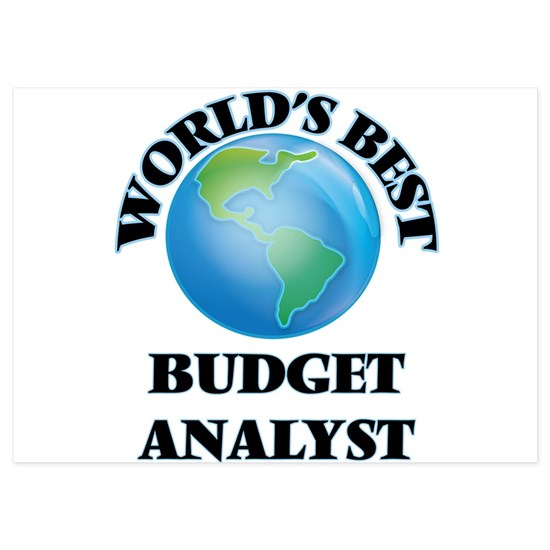 World's Best Budget Analyst