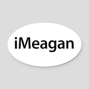 Female Name Meagan Car Magnets Cafepress