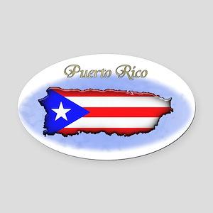 cfa8e6ec1b11 Puerto Rican Flag Car Accessories - CafePress