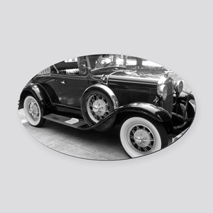 5-8 Oval Car Magnet