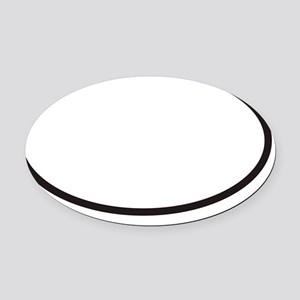 Design Your Own Euro Oval Car Magnet (Coming Soon!