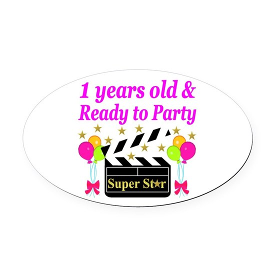 1 YR OLD SUPER STAR