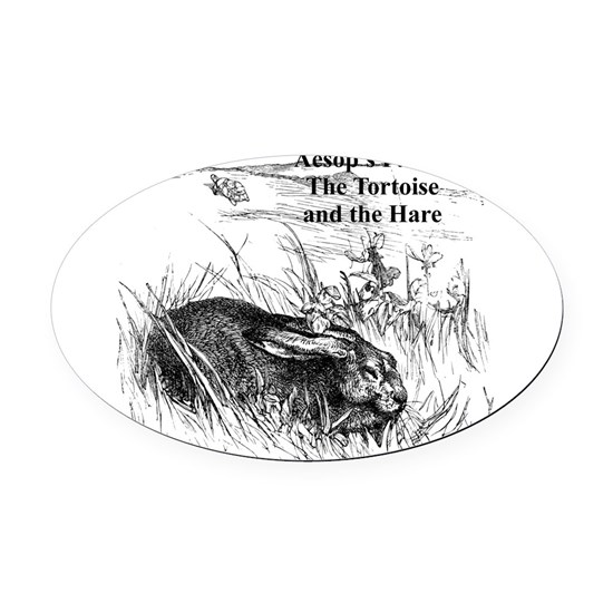 Harrison Weir - The Tortoise and the Hare - Aesop