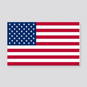 usa-flag Rectangle Car Magnet