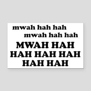 Evil Laugh Car Accessories - CafePress
