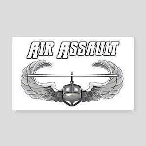 Army Air Assault Rectangle Car Magnet