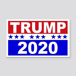 Trump 2020 Rectangle Car Magnet