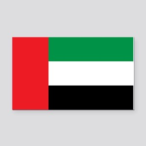UAE Flag Rectangle Car Magnet