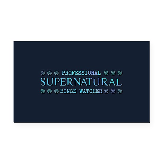 Professional Supernatural Binge Watcher