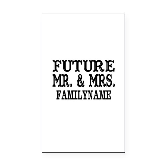 Future Mr. and Mrs. Personalized