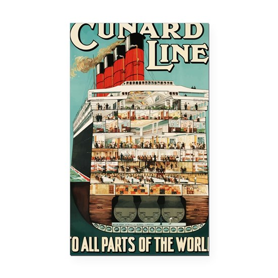 Travel- Cunard Line
