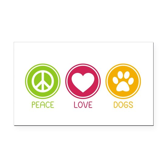Peace - Love - Dogs 1