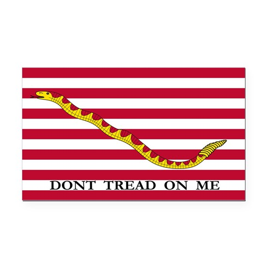 First U.S. Navy Jack, Dont Tread on Me Flag