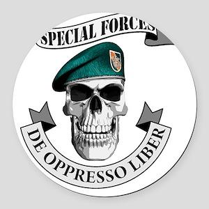 specialforces369 Round Car Magnet