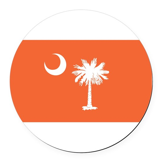 South Carolina State Palmetto Flag