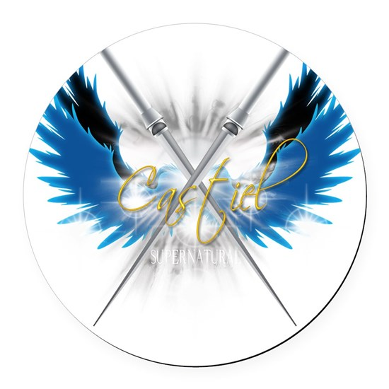 Supernatural Castiel Angel Sword 21