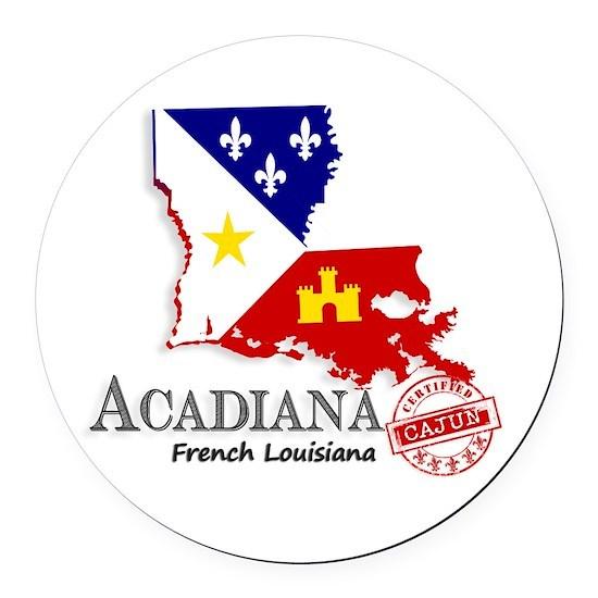 Acadiana French Louisiana Cajun