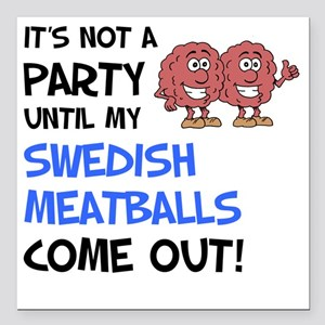 Swedish Meatballs Car Magnets Cafepress