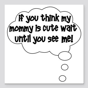 Funny Pregnancy Quotes Car Accessories - CafePress