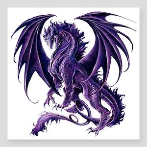 Purple Dragon Car Accessories - CafePress