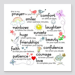 Inspirational Quotes Car Magnets - CafePress
