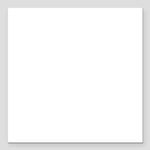"Army Dad Square Car Magnet 3"" x 3"""
