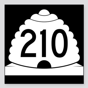 Powder Highway - Utah 210 Alta Snowbird Square Car
