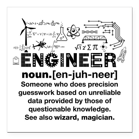 Funny Engineer Definition