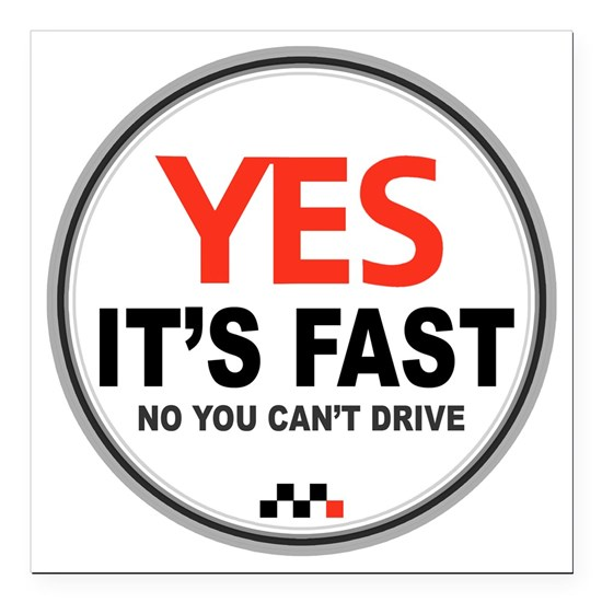 Yes its Fast!