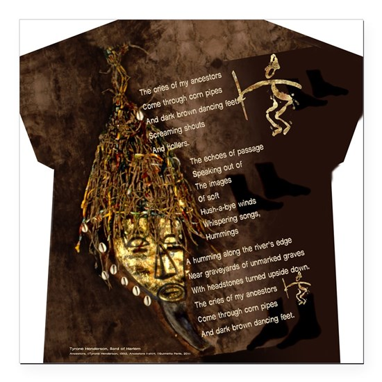 Ancestors - Womens All Over Print T-Shirt