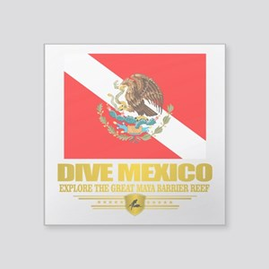 Dive Mexico 2 Sticker