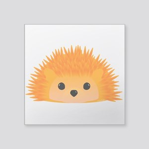"Sedgwick Square Sticker 3"" x 3"""